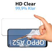 Panzerglas für OPPO A52 / A72 5G Glas Folie Displayschutz Schutzfolie