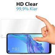 Panzerglas für OPPO A53 / A53s Glas Folie Displayschutz Schutzfolie