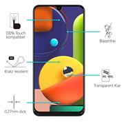 Panzerglas für Samsung Galaxy A12 Glas Folie Displayschutz Schutzfolie