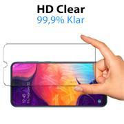 Panzerglas für Samsung Galaxy A50 / A30s Glas Folie Displayschutz Schutzfolie