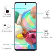 Panzerglas für Samsung Galaxy A52 5G Glas Folie Displayschutz Schutzfolie