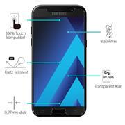 Panzerglas für Samsung Galaxy A5 2017 Glas Folie Displayschutz Schutzfolie