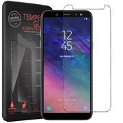 Panzerglas für Samsung Galaxy A6 Glas Folie Displayschutz Schutzfolie