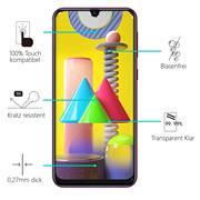Panzerglas für Samsung Galaxy M31 Glas Folie Displayschutz Schutzfolie
