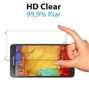 Panzerglas für Samsung Galaxy Note 3 Glas Folie Displayschutz Schutzfolie