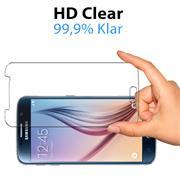 Panzerglas für Samsung Galaxy S6 Glas Folie Displayschutz Schutzfolie