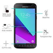 Panzerglas für Samsung Galaxy XCover 4 Glas Folie Displayschutz Schutzfolie