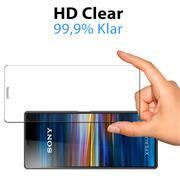Panzerglas für Sony Xperia 10 Plus Glas Folie Displayschutz Schutzfolie