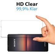 Panzerglas für Sony Xperia 1 II Glas Folie Displayschutz Schutzfolie
