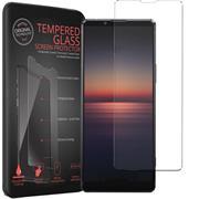 Panzerglas für Sony Xperia 5 II Glas Folie Displayschutz Schutzfolie