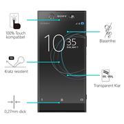 Panzerglas für Sony Xperia XA1 Ultra Glas Folie Displayschutz Schutzfolie