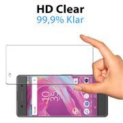 Panzerglas für Sony Xperia XA Glas Folie Displayschutz Schutzfolie