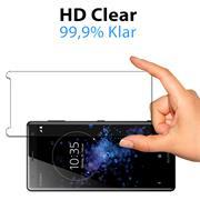 Panzerglas für Sony Xperia XZ2 Glas Folie Displayschutz Schutzfolie
