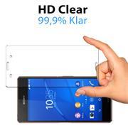 Panzerglas für Sony Xperia Z3 Glas Folie Displayschutz Schutzfolie