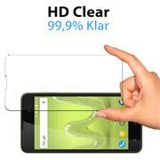 Panzerglas für Wiko Sunny 2 Plus Glas Folie Displayschutz Schutzfolie