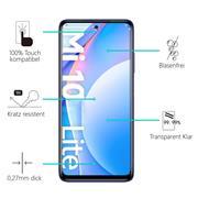 Panzerglas für Xiaomi Mi 10 Lite Glas Folie Displayschutz Schutzfolie
