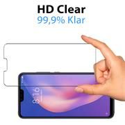 Panzerglas für Xiaomi Mi 8 Lite Glas Folie Displayschutz Schutzfolie