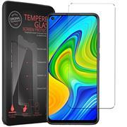 Panzerglas für Xiaomi Redmi Note 9 Glas Folie Displayschutz Schutzfolie