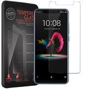 Panzerglas für ZTE Axon 9 Pro Glas Folie Displayschutz Schutzfolie