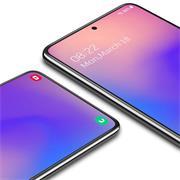 Fullscreen Panzerglas für Samsung Galaxy Note 10 Lite Glas Folie Curved Schutzfolie