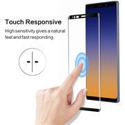Full Screen Panzerglas für Samsung Galaxy Note 9 Schutzfolie Glas Vollbild Panzerfolie