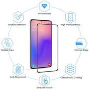 Full Screen Panzerglas für Samsung Galaxy S10 Lite Schutzfolie Glas Vollbild Panzerfolie