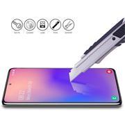 Fullscreen Panzerglas für Samsung Galaxy S10 Lite Glas Folie Curved Schutzfolie