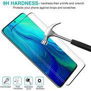 Fullscreen Panzerglas für Samsung Galaxy S20 Ultra Glas Folie Curved Schutzfolie