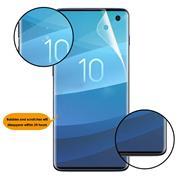 Fullscreen 2x Panzerfolie für Samsung Galaxy S10+ Folie Displayschutz Schutzfolie Schocksicher