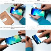 Fullscreen 2x Panzerfolie für Samsung Galaxy S20 Ultra Folie Displayschutz Schutzfolie Schocksicher