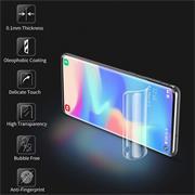 Fullscreen 2x Panzerfolie für Huawei P40 Lite E Folie Displayschutz Schutzfolie Schocksicher