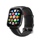 Leder Armband 38/40mm für Apple Watch Series 1 / 2 / 3 / 4 / 5 / 6 / SE Ersatzarmband Uhrenarmband