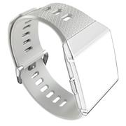 Fitnessarmband für Fitbit Ionic Ersatzarmband - Armband aus Silikon Größe L
