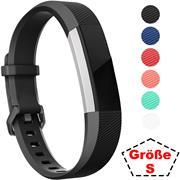Sport Armband Gr. S für Fitbit Alta, Alta HR Ersatzarmband Fitness Silikon Band