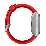 Fitnessarmband für Fitbit Versa / Versa Lite Ersatzarmband - Armband aus Silikon Größe L