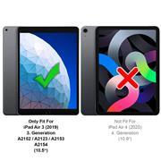 Klapphülle für Apple iPad Air 3 10.5 2019 Hülle Tasche Flip Cover Case Schutzhülle
