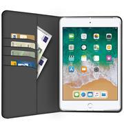 Klapphülle für Apple iPad Mini 4 Hülle Tasche Textil Case Schutzhülle