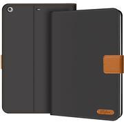 Klapphülle für Apple iPad Mini 5 2019 Hülle Tasche Textil Case Schutzhülle