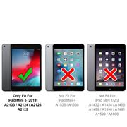 Klapphülle für iPad Mini 5 2019 Hülle Tasche Flip Cover Case Schutzhülle