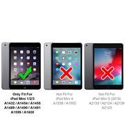 Klapphülle für iPad Mini 1 / 2 / 3 Hülle Tasche Flip Cover Case Schutzhülle