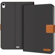 Klapphülle für Apple iPad Pro 12.9 (2018) Hülle Tasche Textil Case Schutzhülle