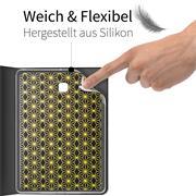 Klapphülle für Samsung Galaxy E 9.6 Hülle Tasche Textil Case Schutzhülle