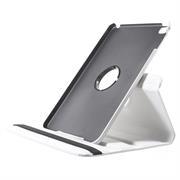 Rotation Tasche für - Samsung Galaxy Tab 4 10.1 - Hülle drehbare Klapphülle Case in Blau