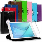 Rotation Tasche für - Samsung Galaxy Tab A 7.0 2016 - Hülle drehbare Klapphülle Case