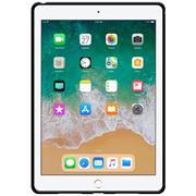 Matte Silikon Hülle für Apple iPad 9.7 2017/2018 Backcover Tasche Case