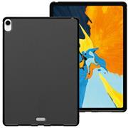 Matte Silikon Hülle für Apple iPad Pro 12.9 2018 Backcover Tasche Case