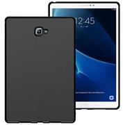 Matte Silikon Hülle für Samsung Galaxy Tab A 10.1 (6) 2016 Backcover Tasche Case