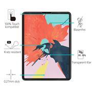 Displayschutz für Apple iPad Pro 12.9 (4. Gen. 2020) Panzerglas Schutz Glas Panzer Folie Glasfolie
