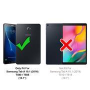 Panzerglas für Samsung Galaxy Tab A 10.1 2016 Glasfolie Schutz Folie