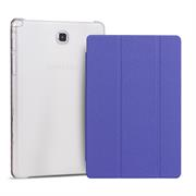 Smart Cover - Samsung Galaxy Tab 4 10.1 T530 - Hülle Slim Tasche Backcase in Blau
